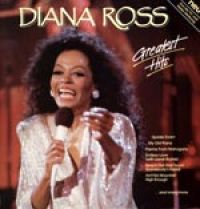 Cover Diana Ross - Greatest Hits [1986]